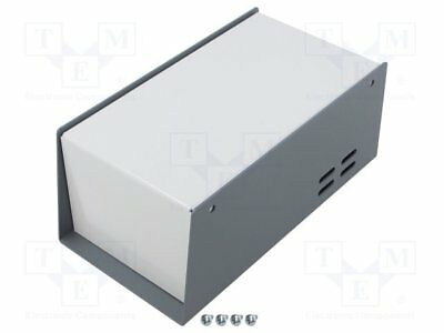 Enclosure: desktop; 511; X:92mm; Y:178mm; Z:70mm; steel; dark grey [1 pcs]