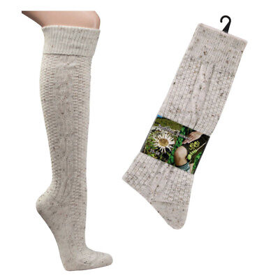 Children Traditional Socks Knee-Breeches Stockings Wool Oktoberfest 2.5-5 trs4