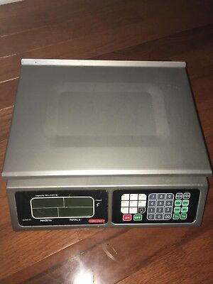 Tor Rey L-PC 40L 40 lb. Digital Price Computing Scale
