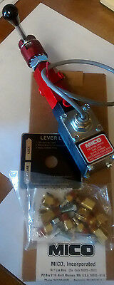 MICO Lever Lock PN# 02-640-125 for Brake Fluid Vehicles