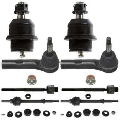 8PC FRONT KIT 2 LOWER BALL JOINTS 4 TIE RODS 2 SWAY BAR/LINKS fits DODGE DAKOTA