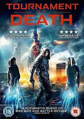Tournament of death **New/sealed HORROR DVD**  FREEPOST / FULLY GUARANTEED**