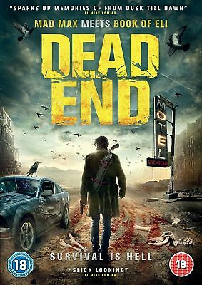 DEAD END **New/sealed HORROR DVD**  FREEPOST / FULLY GUARANTEED**