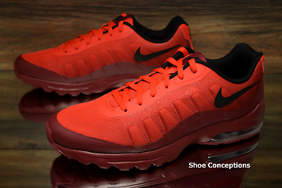 detailed pictures 3fdbb 7daa8 Nike Air Max Invigor Print Habanero 749688-603 Running Shoes Men s - Multi  Size
