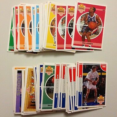 Lot 106 Cartes De Basket Lnb 1994