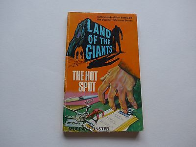 Land of the Giants, The Hot Spot,  Murray Leinster,  1969, 1st UK ed (PBack) vg
