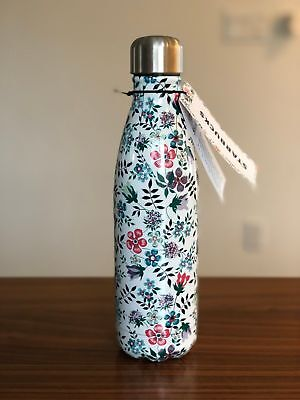 Starbucks x Swell Insulated Water Bottle Liberty of London Floral Print 17 oz.