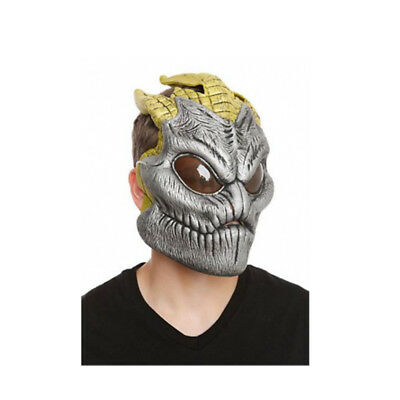 Official BBC Doctor Who The Silence Cosplay Fancy Dress EVA Foam Mask