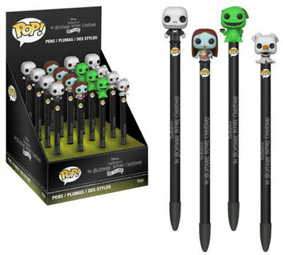 Nightmare Before Christmas Assortment - Funko Pen Topper (2018, Toy NUEVO)