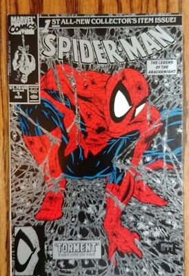 Spider-man 1 1990 Collector's Item Issue McFarlane NM