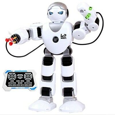 Robot RC Toy 24G Smart Educational Toy for Kids Intelligent Humanoid