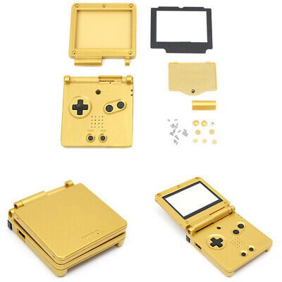 Full Housing Shell GBA SP Case Cover + Buttons Replacement For Nintendo Gameboy