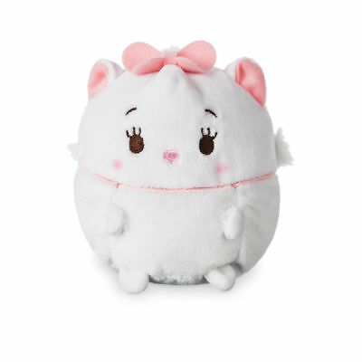 """Disney Ufufy Aristocats MARIE Small 4"""" Adorable & Born From Clouds - Super Soft"""