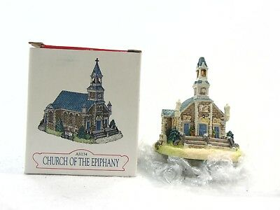 Liberty Falls Collection The Americana Collection AH134 Church Of The Epiphany