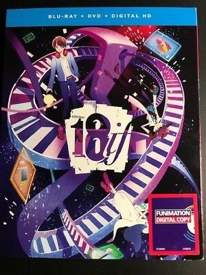 18If: The Complete Series (Blu-ray+ DVD + Digital HD Disc, 2018)