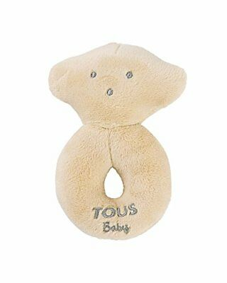 Tous Baby - Oso sonajero, Color Beige (T.Bear-601_00014_0/36M)