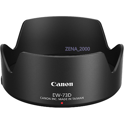Canon EW-73D Lens Hood for EF-S 18-135mm f/3.5-5.6 IS USM Zoom Lens