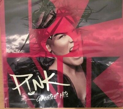 """Pink : """"greatest Hits"""" (Rare 2 Cd)"""
