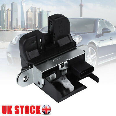 Tailgate Boot Lock Latch Catch Actuator For Vw Golf Mk5 Mk6 Touran Tiguan 3C5 Uk