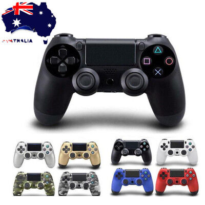 Muticolor LED Playstation Dual Shock wired Gamepad Controller for PS4 Gamepad