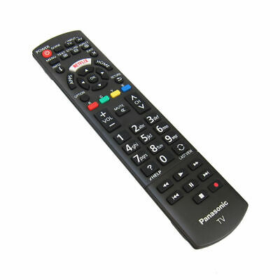 N2QAYB001008 Panasonic Viera HD LED Plasma TV Netflix Remote Control Many Models