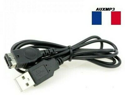 cable Chargeur usb pour gba gameboy advance sp envoi de france
