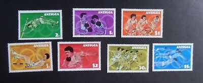 Antigua 1976 Olympic Games SG495/501  UM  MNH unmounted mint