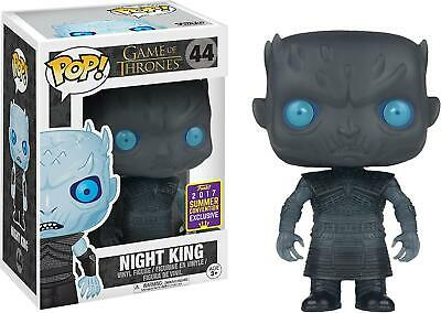 Funko Game Of Thrones POP Serie TV Vinile Figura Night King 9 m SDCC Esclusiva