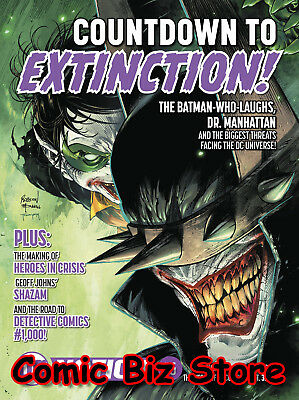 Dc Nation #5 (2018) 1St Printing Dc Universe Batman  Who Laughs And More!