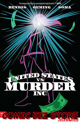 United States Vs Murder Inc #2 (Of 6) (2018) 1St Printing Main Cover Dc Universe