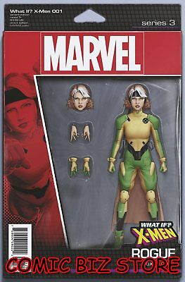 What If? X-Men #1 (2018) 1St Print Christopher Action Figure Variant Cover