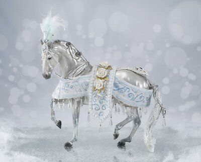 Breyer NEW * Celestine * Christmas Holiday Lipizzaner Traditional Model Horse