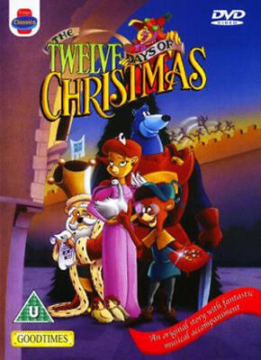 The twelve days of Christmas- Dream Town DVD FREEPOST / FULLY GUARANTEED