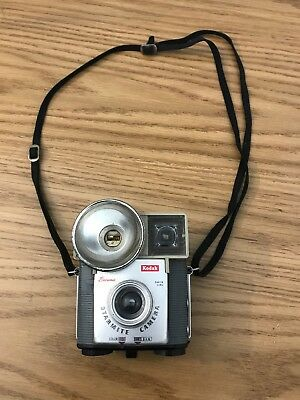 60's Vintage Kodak Brownie Starmite Camera
