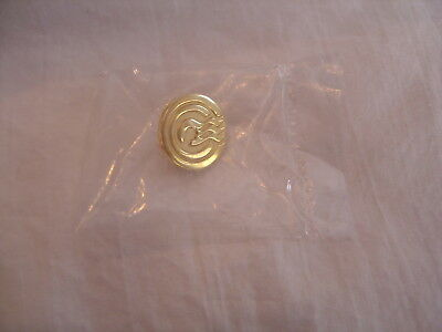 Princess Cruise Line Sea Witch Lapel Pin / Tie Tac, Captain's Circle, Mint