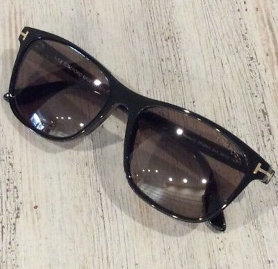 b6faac42ee3  320 Tom Ford NICOLO-02 FT 0629 black smoke brown (01A M)