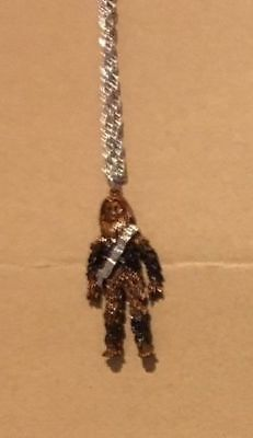VINTAGE *1977 20th Century Fox **Star Wars Official CHEWBACCA Pendent/Necklace