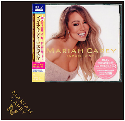 Japan Only Blu Spec Deluxe Cd+ Promo Handkerchief! Mariah Carey Japan Best 2018