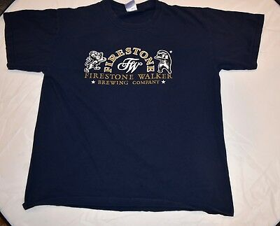 Beer T Shirt Firestone Walker Brewing Large