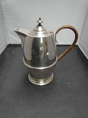 Edwardian Silver Plated Jug