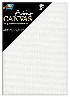 """12 Pcs Blank Canvas 5*7"""",13*18cm,For oil & acrylic painting/Factory Direct Sale"""