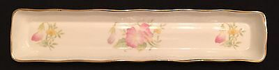 Royal Staffordshire Mints Dish Tray Fine Bone China Floral Made In England