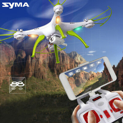 Syma X5HW Explorer Hover FPV Drones with 2.0MP HD Camera 2.4G 4CH RC Quadcopter
