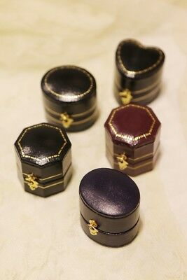 Victorian Antique Style Ring Boxes