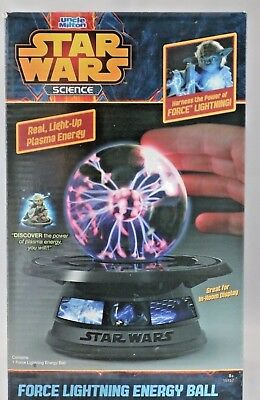 ++STAR WARS++FORCE LIGHTNING ENERGY BALL++neu++ovp.++