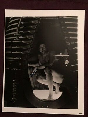 Jeff Goldblum The Fly Actor Autographed Signed Photo IP