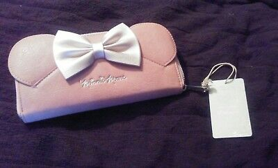 Loungefly Minnie Mouse Pink Bow Wallet
