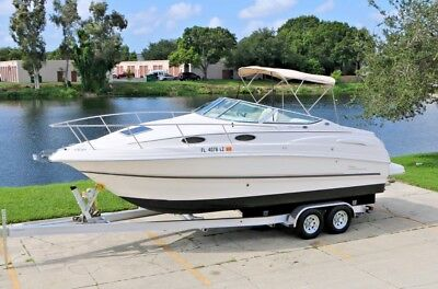 2003 Chapparral 260 Great Condition and New Trailer Included
