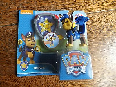 Paw Patrol - Action Pack Pup & Badge - Chase - Childs Toy - Suitable Ages 3+