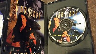 """Farscape """"Exodus Fro Genesis & Throne For A Loss"""" Sci Fi DVD ADL Films"""